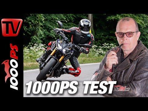 Yamaha MT-09 SP - Naked Bike Vergleich 2018 - Teil 6 von 7 - Täglich 1 Video