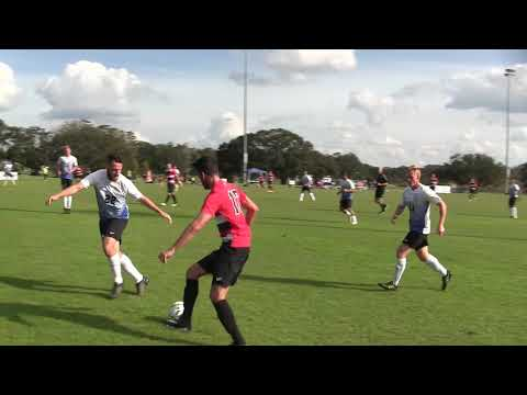 Grace Soccer - NCCAA Nationals (Day 1)