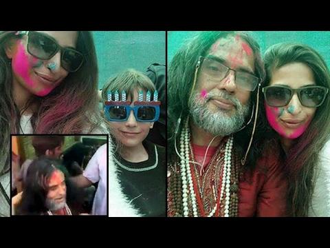 #swami om party with Priyanka jagga