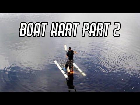 AmphibiKart Pt. 2: Power & More Floats