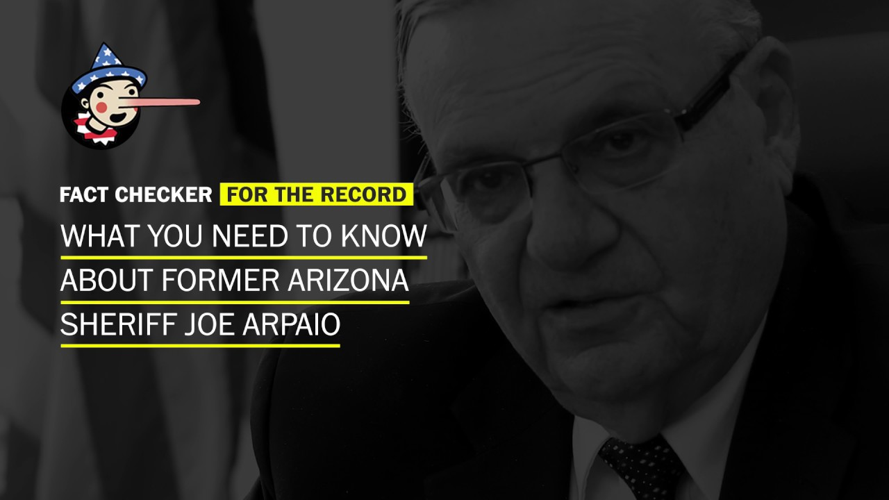 What you need to know about former maricopa county sheriff joe what you need to know about former maricopa county sheriff joe arpaio 1betcityfo Gallery