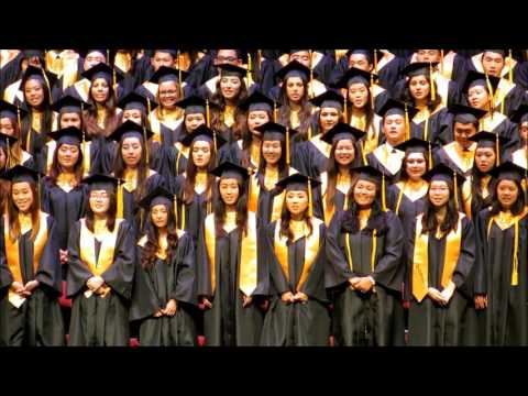 "Hawaii Baptist Academy Class of 2017 Song - ""I'll Always Remember You"""