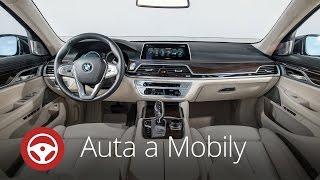 Auta a mobily: BMW 7