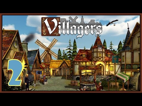 Jetty - Let's Play Villagers Gameplay - Part 2 [Let's Play Villagers PC Gameplay]
