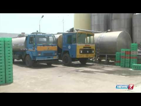 Aavin milk distribution will be resumed today : TN Govt | News7 Tamil