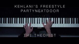 PARTYNEXTDOOR - Kehlani's Freestyle | The Theorist Piano Cover