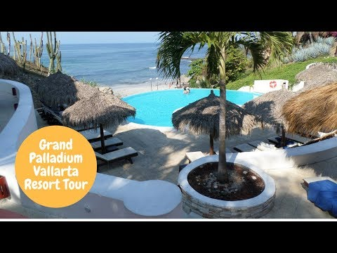 A Tour of Grand Palladium Vallarta