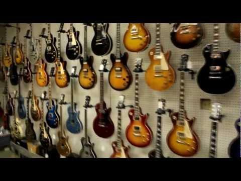 Fuller's Vintage Guitar Store Tour