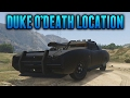How To Get The Duke O Death In GTA 5 (Cheat Included)