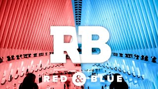 8/27/18: Red and Blue