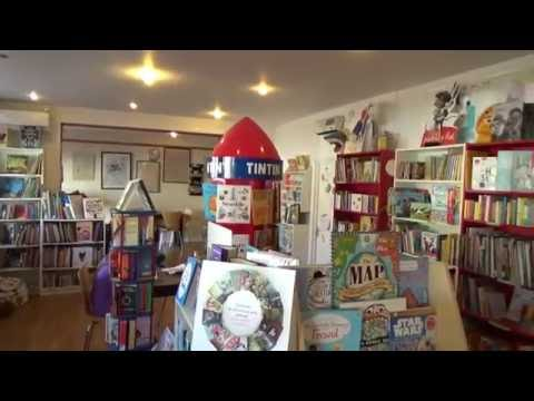 What's it like to own a bookshop?