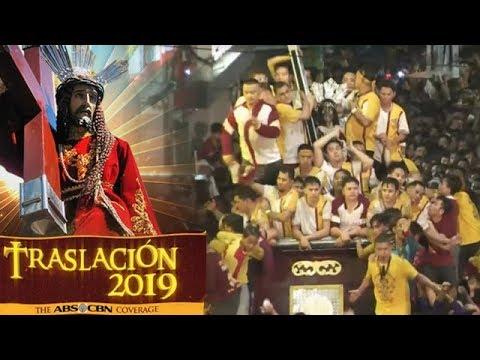 WATCH: Traslacion ng Poong Nazareno 2019 (Part 5)