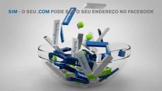 Domínios .com e Weblink