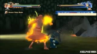 Naruto Ultimate Ninja Storm 4: Obito & Kakashi Vs Taiseki & Kakko (S Rank) thumbnail