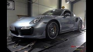 2015 Porsche 911 Turbo S Mar