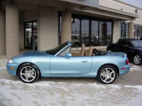 2001 mazda mx 5 miata ls for sale 12181a youtube. Black Bedroom Furniture Sets. Home Design Ideas