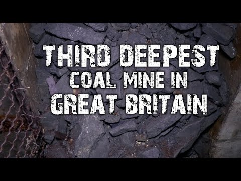 Third Deepest Coal Mine in Great Britain