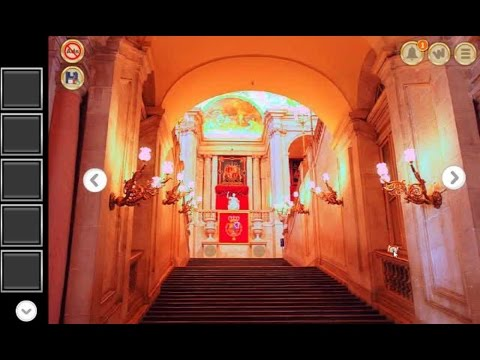 Royal Palace Of Madrid Escape walkthrough EightGames.
