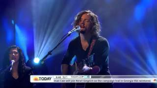 Jason Mraz & Mona Tavakoli - I won't give up [live HD]