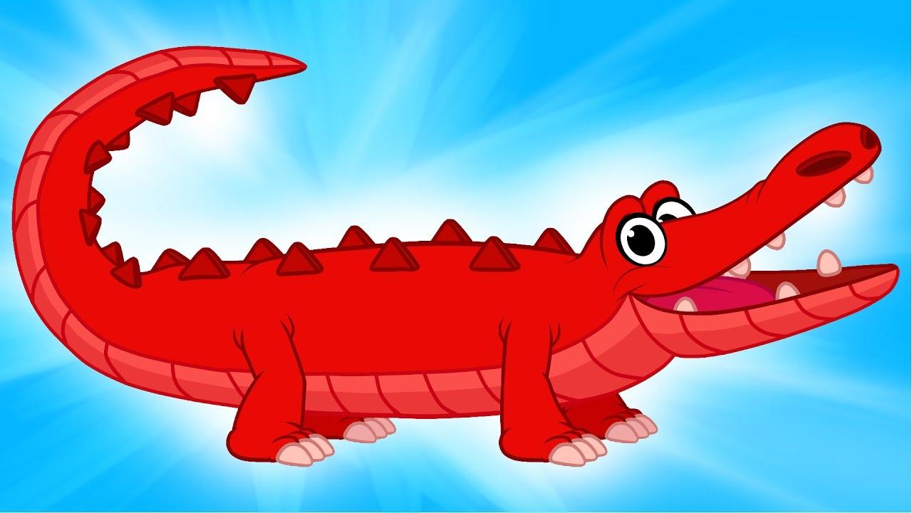 My Pet Crocodile Morphle -- Cartoons For Kids - YouTube - photo#32