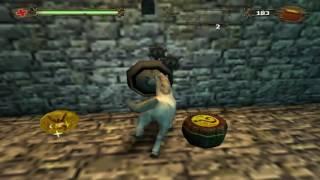 Прохождение игры - Shrek 2 - Побег осла из тюрьмы [#10]