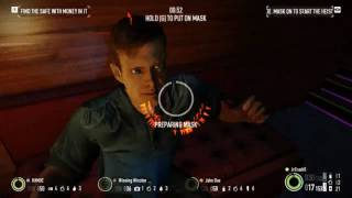 PayDay 2 PayDay Heist Sexy girls Dallas Gaming clickbait.