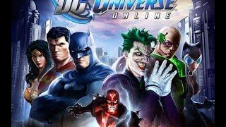Vídeo DC Universe Online PSN