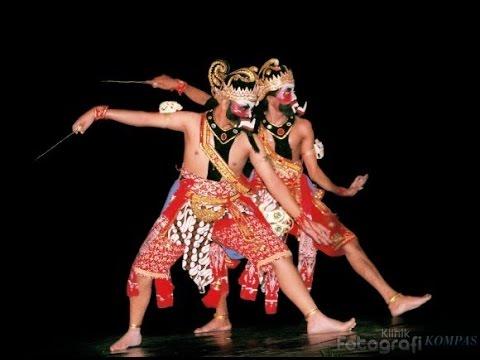Tari BAMBANGAN CAKIL KEMBAR - Wayang Orang - Balai Budaya Minomartani [HD]