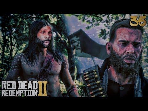 Red Dead Redemption 2 Walkthrough Part 35 - DUTCH LEFT ME SMH.