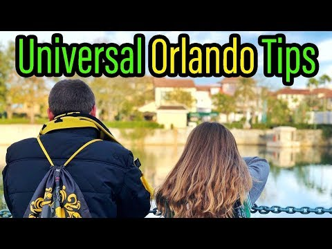 Universal Orlando ULTIMATE Tips & Hacks