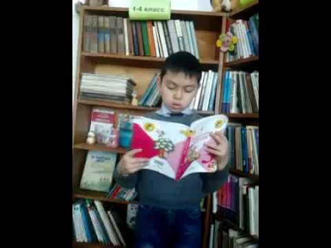 Изображение предпросмотра прочтения – АрманСулейменов читает произведение «Мороз, Красный нос» Н.А.Некрасова
