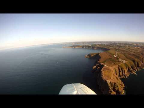 FPV saint cast 2013 - Cap Frehel - 8km range