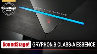 SoundStage! Talks: Gryphon's Class-A Essence Amplifiers (May 2020)