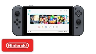 Download Nintendo Switch - HOME Menu Mp3 and Videos