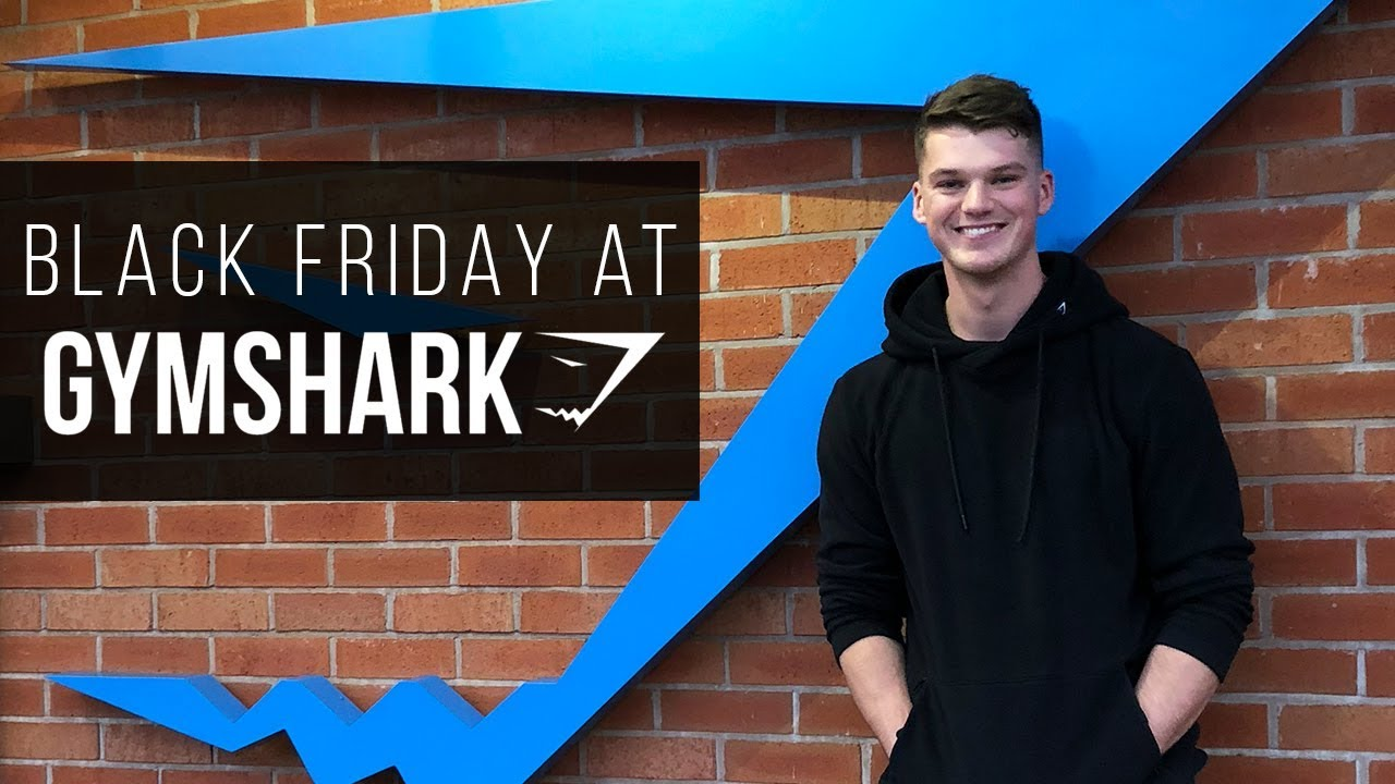 Black Friday At Gymshark Hq Behind The Scenes On Launch Day Ben