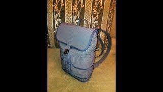 рюкзак своими руками сшить сумку дома уроки шитья мастер класс