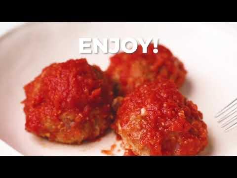 Sweet & Spicy Sriracha Meatballs