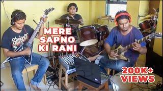 Mere Sapno Ki Rani - Aradhana - Old Hindi Songs - Rajesh Khanna & Sharmila Tagore - Guitarline