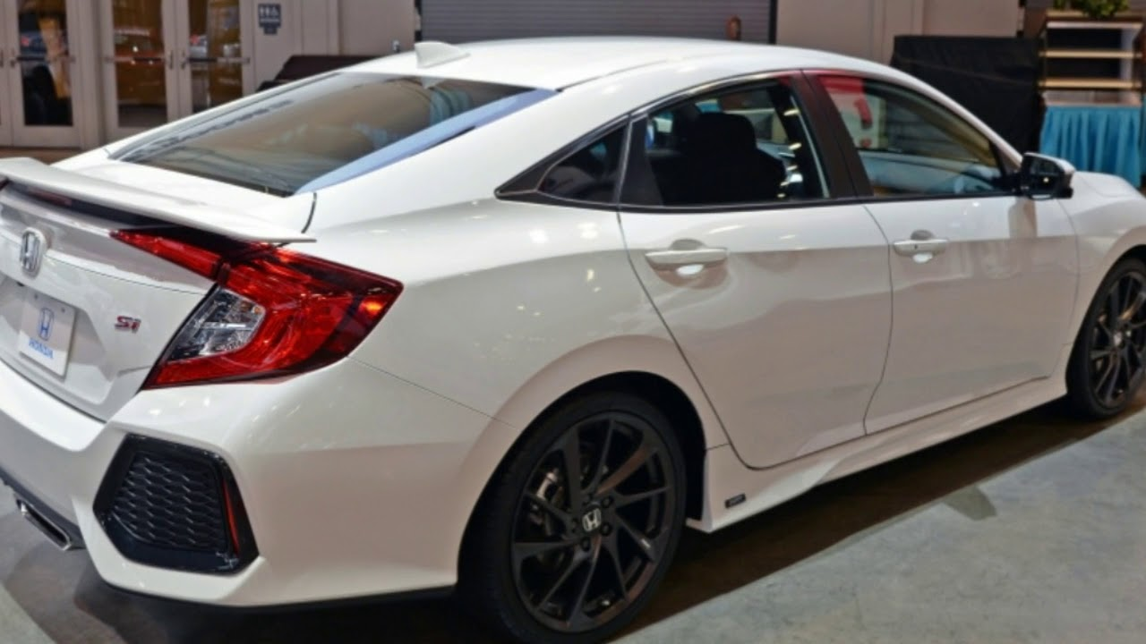 Sema Show 2017 Honda Showcases Civic Type R Si Fit Performance Parts