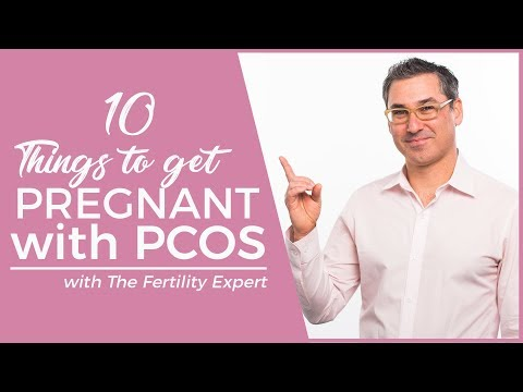 Things If You Want To Get Pregnant With Pcos