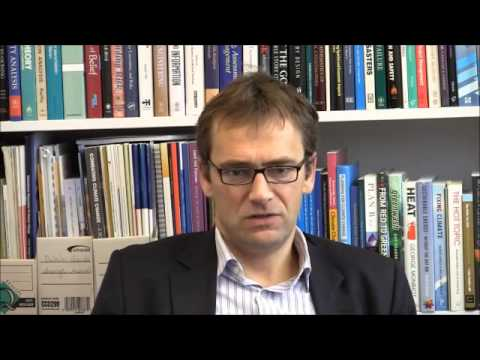 Introducing the Environmental Change Institute, by Professor Jim Hall, Director
