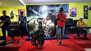 The Katrox ft Mulyadi Agam - Cover SEVENTEEN Jaga Selalu Hatimu (@Rantau Kuala Simpang)