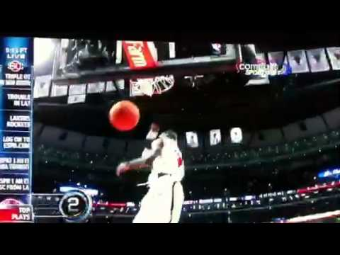 TFB::Dunks:: Werm and JusFly on ESPN Top 10 Plays from Chicago Bulls Game!!