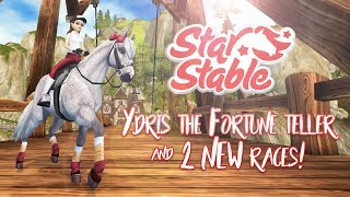 Ydris the fortune teller & 2 NEW races! | Star Stable Updates