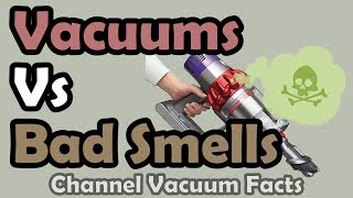 How to fix a smelly vacuum - Bagless / smelly vacuum