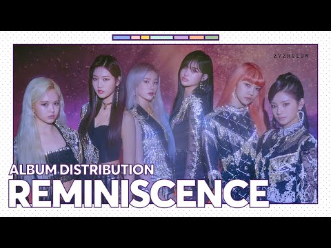 EVERGLOW - Reminiscence (Album Distribution)