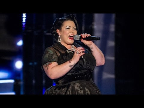Kiki deVille performs 'Stone Cold Sober' - The Voice UK 2014: Blind Auditions 6 - BBC One