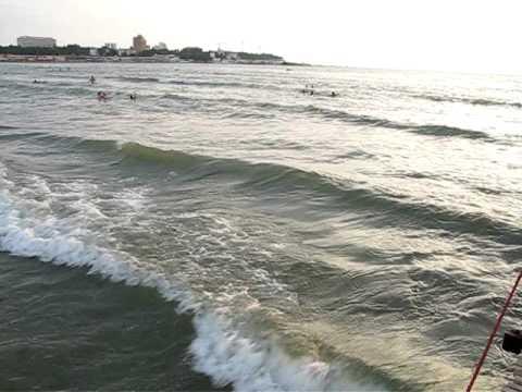 Anapa (Russian resort city). Central Beach.