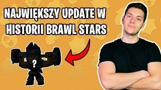 CO WIEMY O NAJWIEKSZYM UPDATE W HISTORII BRAWL STARS?! *Zimowy Update!*  Jeż Tritsus