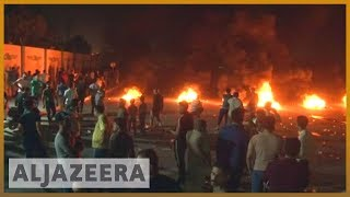 🇮🇶 Iraqi security forces on high alert as protests spread | Al Jazeera English